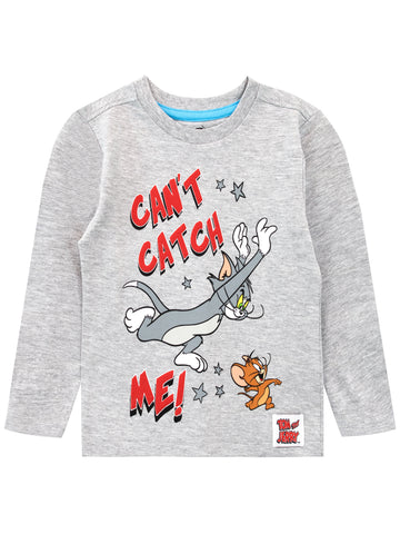 Tom and Jerry Long Sleeve Top