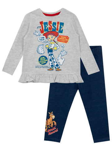 Toy Story Top and Leggings Set
