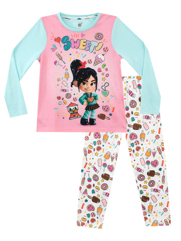 Wreck It Ralph Pajamas