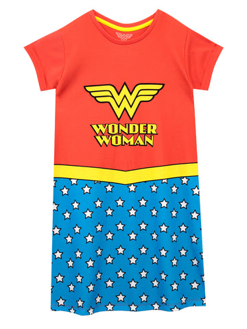 Wonder Woman Nightdress
