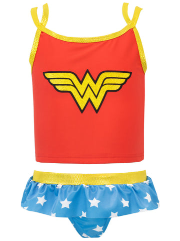 Wonder Woman Swim Set