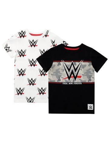 WWE T-Shirt - Pack of Two