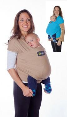 NEW Organic Cotton Baby Wrap From Boba Has Arrived!