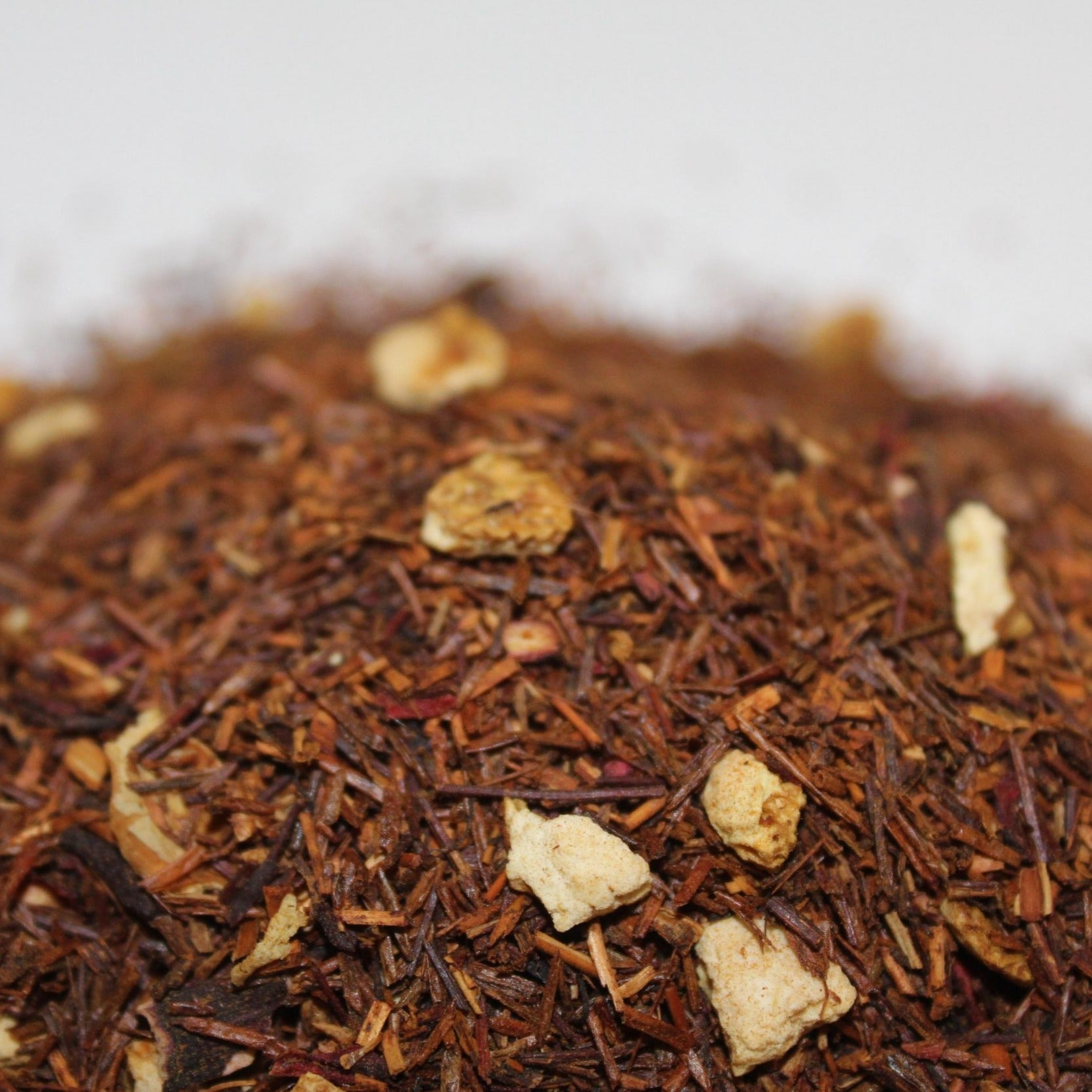 THÉS+TISANES D'ICI / TISANE ROOIBOS ORANGE SANGUINE