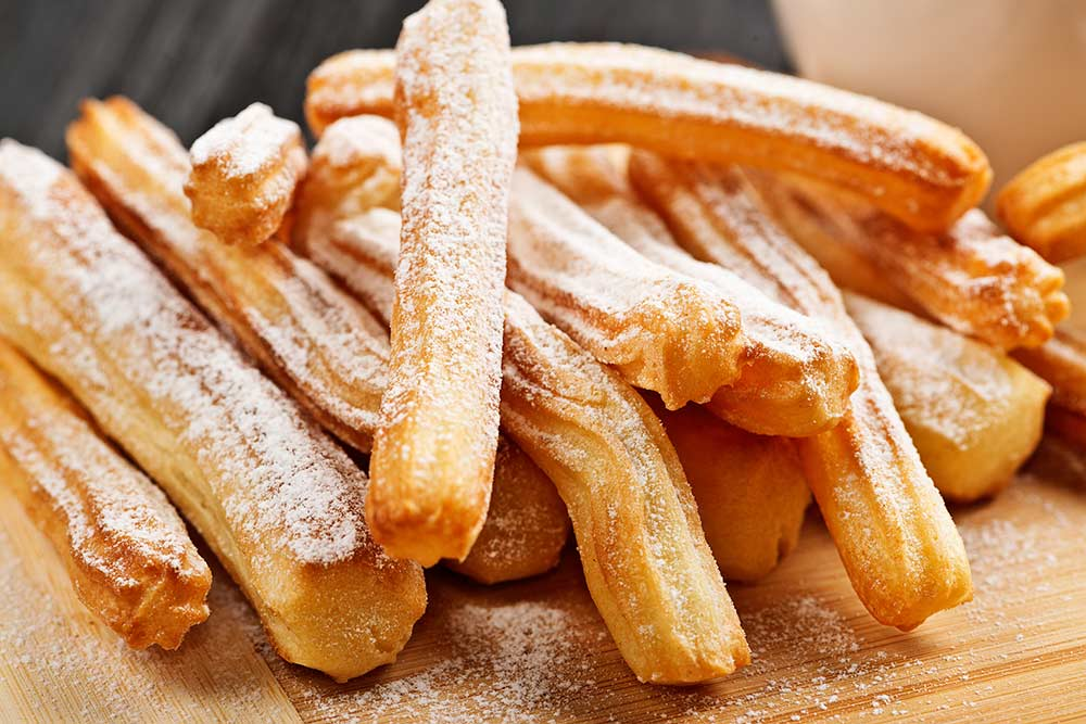 CHURRO / BEIGNET LONG (disponible le week-end)