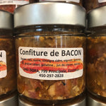 CONFITURE de BACON
