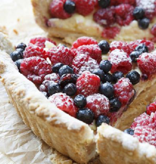 TARTE aux PETITS FRUITS (LUXE)
