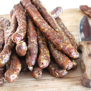 CHARCUTERIES : SAUCISSON SEC PEPPERETTE