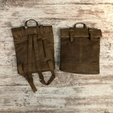 Backpack Bag with handle - Stone or Mocha