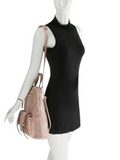 Convertible Bag- Brown, Black, or Dusty Rose