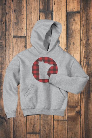 Make Your Mark on MN Hoodie
