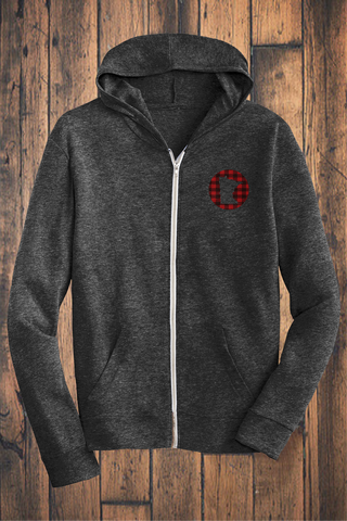 Make Your Mark on MN Full Zip Hoodie