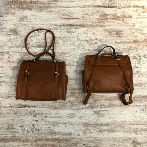 Convertible Bag - Brown or Black