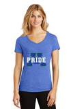 Ladies Perfect Tri V-Neck Tee