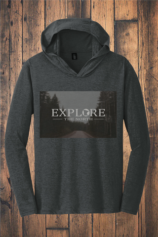 Explore the Woods Lightweight Hoodie
