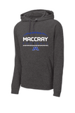 Unisex Lightweight French Terry Hoodie