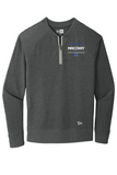 Sueded 1/4 Zip Pullover