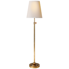 Skinny Lamp with Adjustable Height