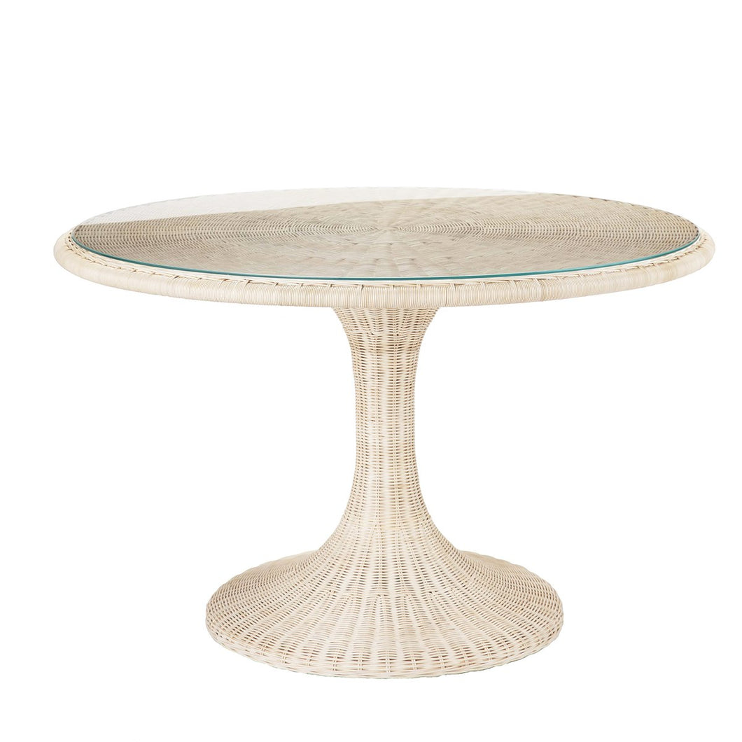 Biscayne Dining Table by Amanda Lindroth