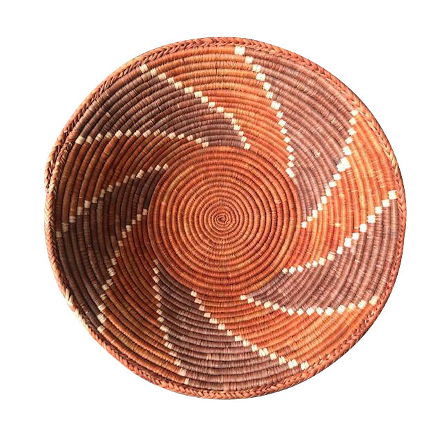 Decorative Woven Basket (FB02)