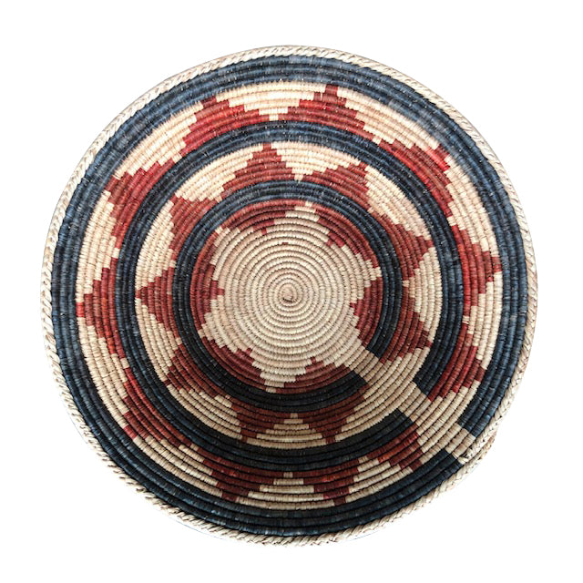Decorative Woven Basket (FB04)