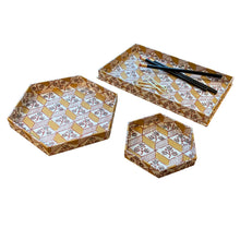 Decorative Paper Trays by Parvum Opus