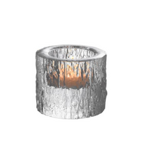 Silver Lake Tealight by Simon Pearce