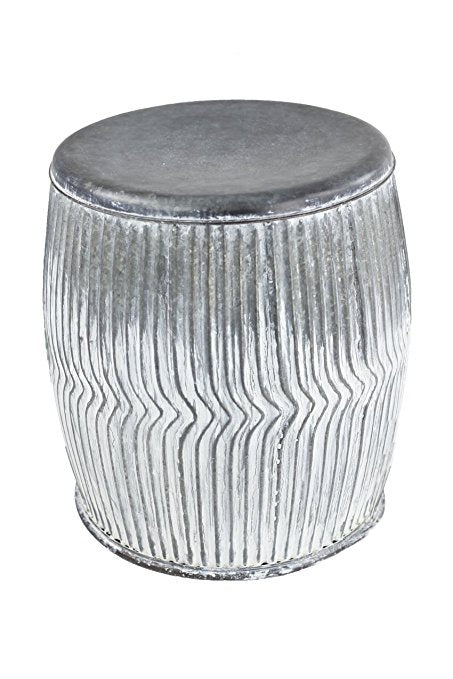 Galvanized Metal Stools