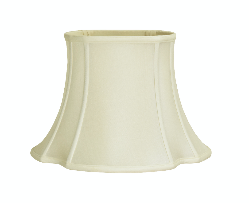 Cambridge Oval Lampshades, Silk