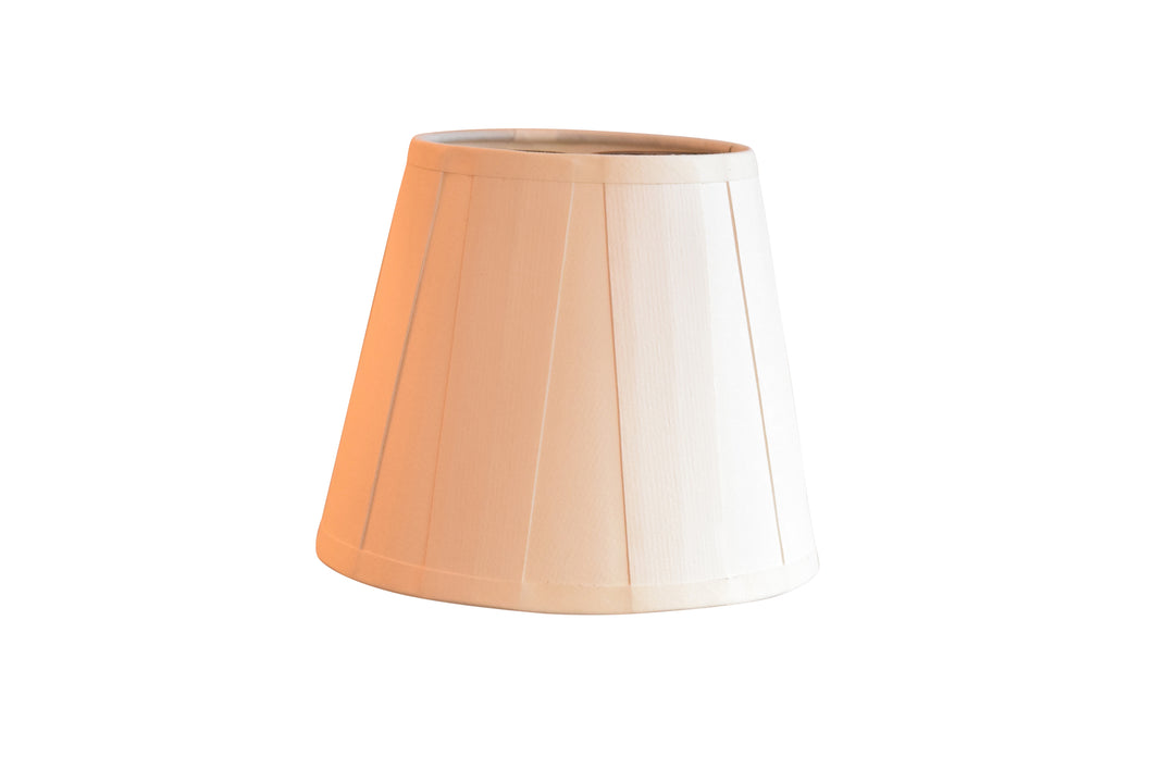 Pleated Paper Chandelier Lampshades, Shell