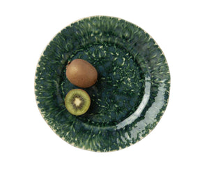 Green Glazed Stoneware