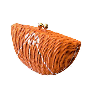 Hand-Made Wicker Bags