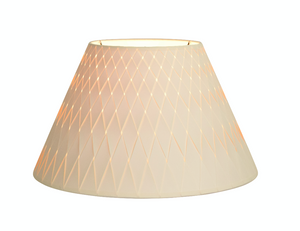 Woven Paper Lampshade