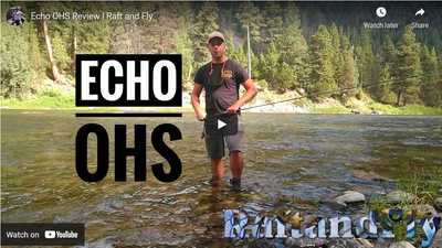 ECHO OHS One Hand Spey Fly Rod Review | River Otter Fly Shop