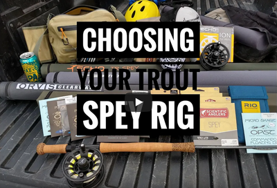 How to Choose Your Trout Spey Rig