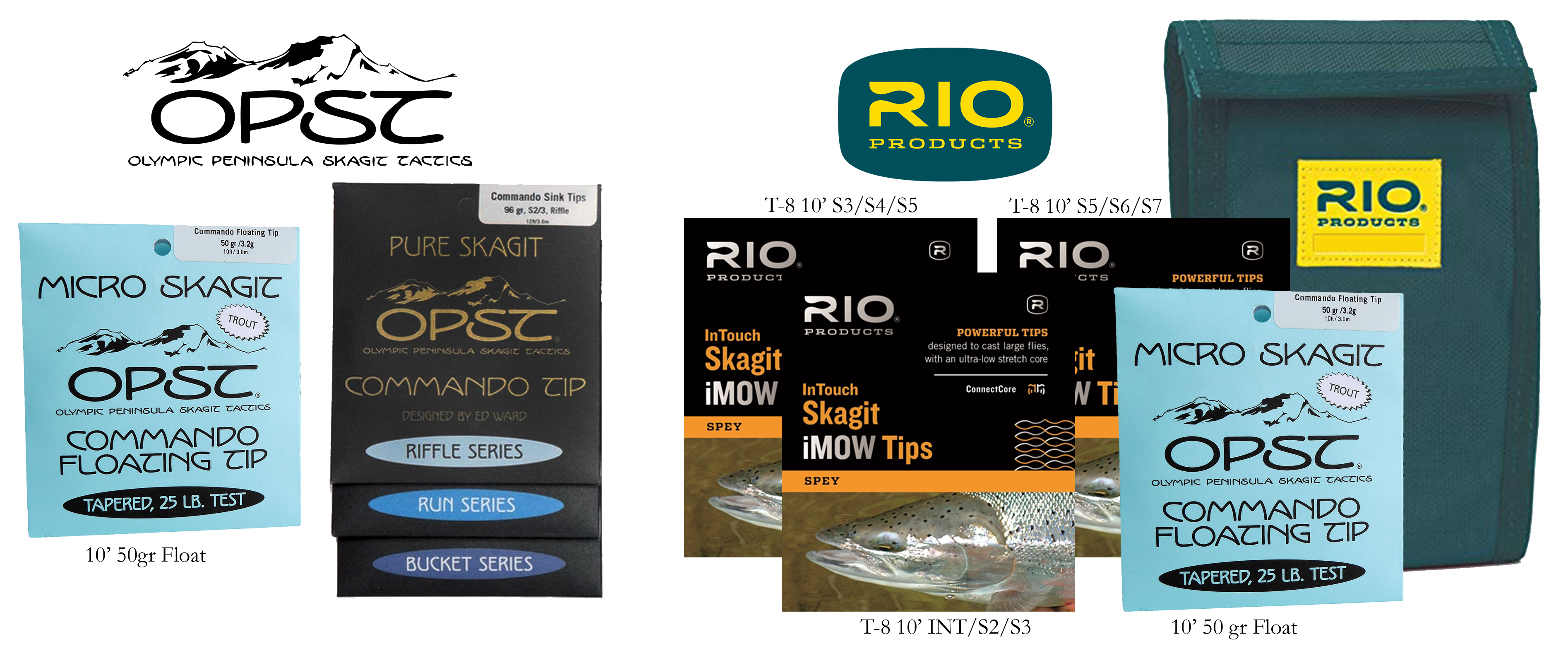 "Echo SR 4wt Trout Spey Package""Echo"
