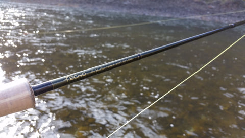 Echo OHS One Hand Spey rod review
