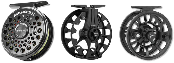 Euro Nymph Fly Reels