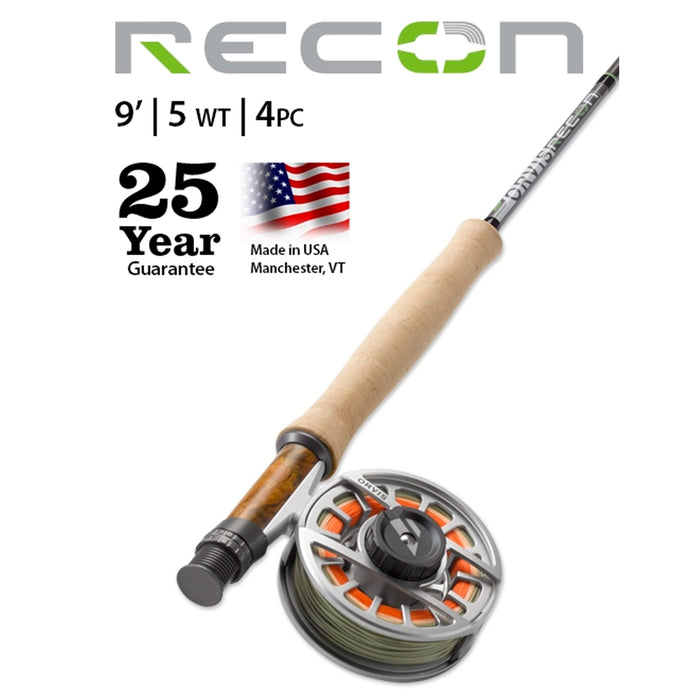 2020 Orvis Recon 5wt sale
