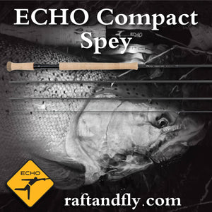 Echo Compact Spey 6wt sale