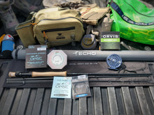 OPST Single Hand Spey Outfit sale Echo Ion XL 6wt 10