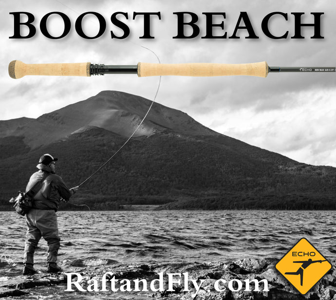 Echo Boost Beach 6wt shore fly rod sale