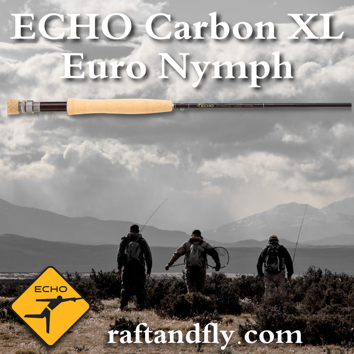 Echo Carbon XL Euro Nymph 4wt sale