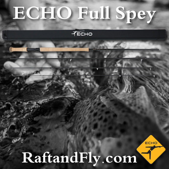 Echo Full Spey 8wt sale