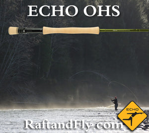 "Echo OHS 7wt 10'4"" One Hand Spey Fly Rod"
