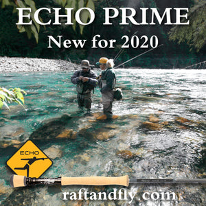Echo Prime 12wt fly rod sale