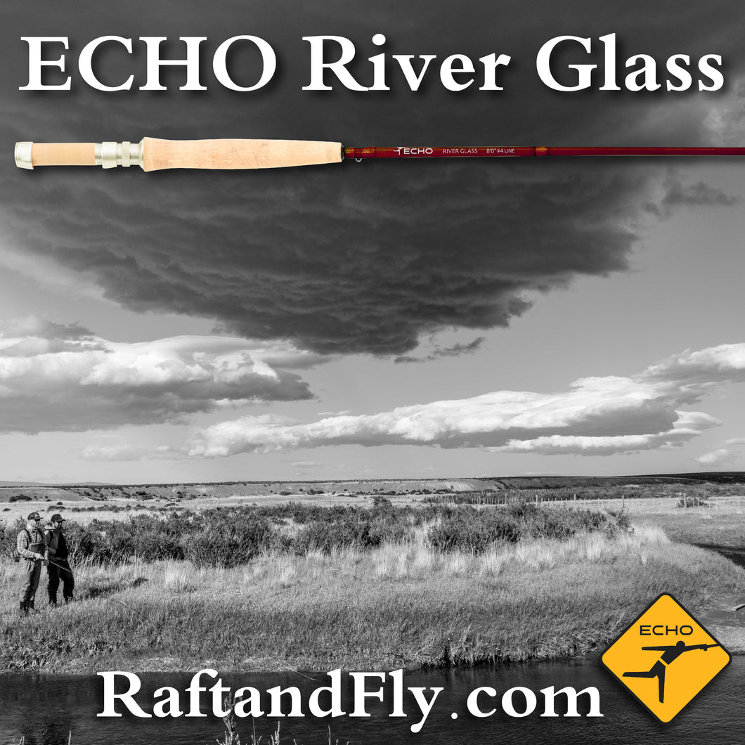 ECHO River Glass 5wt amber sale