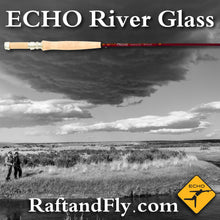 ECHO River Glass 3wt amber