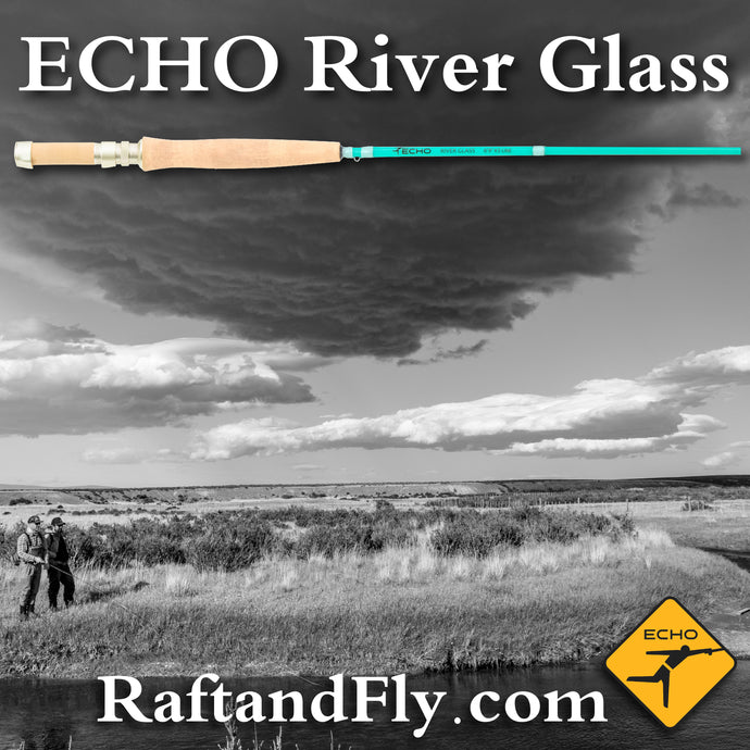 Echo River Glass 4wt glacier sale