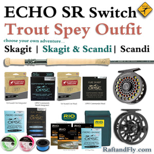 Echo SR 4wt Trout Spey Outfit